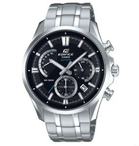 Casio Men's Sapphire Glass Edifice Watch EFB-550D-1AVUER + 2yr Warranty £129 w/Code @ Watches2U
