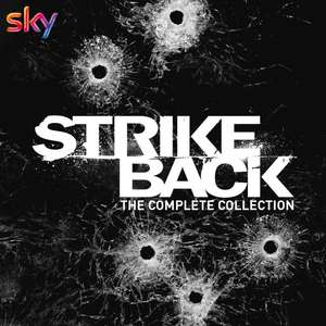 Strike back seasons 1-5 on iTunes £15.99