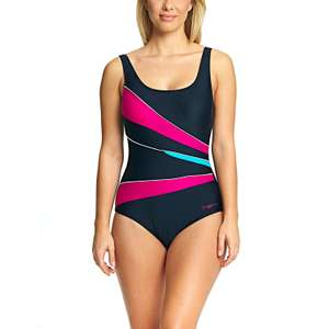 Zoggs Havana Poolside Casuarina Scoopback Swimsuit 50% off £21 / £23.95 delivered @ Zoggs