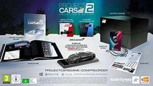 Project CARS 2 PS4 Collectors Edition - Amazon for £42.56