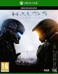 Halo 5: Guardians (Xbox One) £7.21 Delivered (Pre Owned) @ Music Magpie