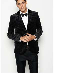 Jack Wills Outlet - E.g. BELGRAVE VELVET BLAZER RRP £198 / £44.10 - Lots of great items with extra 10% off