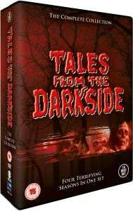 Tales From The Darkside Complete Collection DVD Boxset £14.99 down from £79.99 at Zavvi