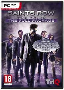 Saints Row: The Third - The Full Package (Steam) £2.74 @ Fanatical