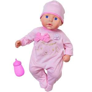 Baby Annabell crooksfoot Tesco £13.75 instore
