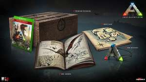 ARK Survival Evolved Collectors Edition Xbox One - 89.99 at Amazon