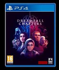 Dreamfall Chapters (PS4) @ Game £9.99