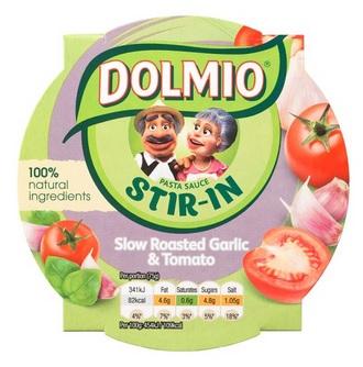 Dolmio Stir In Sauces 150G - £0.82 @ Tesco (National)