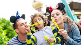 Disneyland Paris - Half price in the school holidays