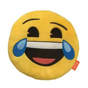 Official Emoji Happy Tears Cushion £1.50 @ Wilko