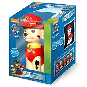 Paw Patrol Marshall Illumi-mate Chase Colour Changing Light - £6 Prime / £9.99 Non Prime @ Amazon