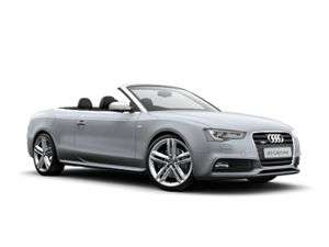 audi a5 cabriolet s line 2 0t lease 24 months 8k miles. Black Bedroom Furniture Sets. Home Design Ideas