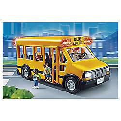 Playmobil School Bus £6.20 @ Tesco in store