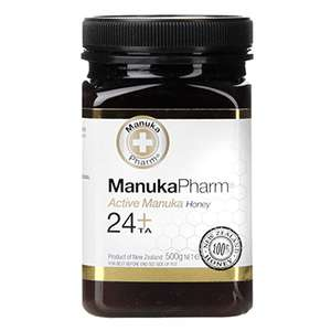 Manuka Honey 500g 24+ - buy one get one for a penny at Holland & Barret