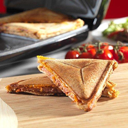 Tower Cerastone T27010 4-Slice Sandwich Toaster £21.99 @ Amazon