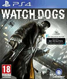 Watch Dogs (PS4) £2.99 Delivered (Pre Owned) @ GAME