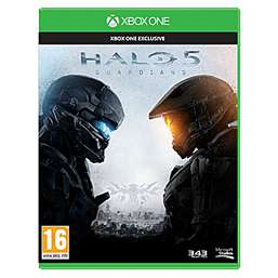 Halo 5 Guardians (Xbox One) £7.99 Delivered (Pre Owned) @ GAME