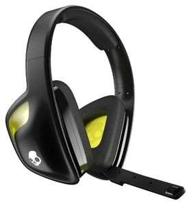 Skullcandy SLYR Wired Gaming Headset - Black/Yellow (3.5 mm) £13.99 Delivered @ Argos via eBay