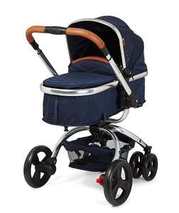 Mothercare Orb Pram and Pushchair - Special Edition Navy £175