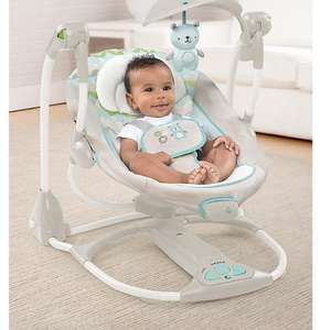 Ingenuity ConvertMe Swing-2-Seat - £39.99 Mothercare
