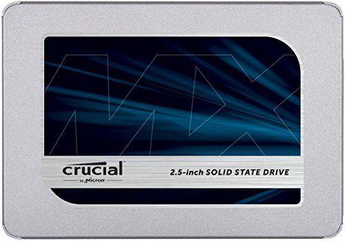 Crucial MX500 250 GB SATA 2.5 inch Internal SSD £70.79 @ Amazon UK (Price Matching Crucial Direct)