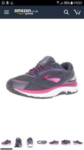 Big discounts on sports wear and trainers on Amazon prime more in post - Brooks Dyad 5.5uk £29.89 at Amazon (delivered)