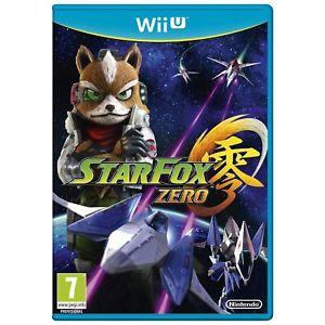 Star Fox Zero (Wii U) New @ Argos eBay Store £10.25