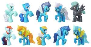 My Little Pony Cloudsdale Mini Collection - 10 Pack now £5.99 Del @ Argos Ebay