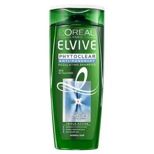 L'Oreal Elvive Phytoclear Normal Hair Shampoo 400ml £2 at Morrisons