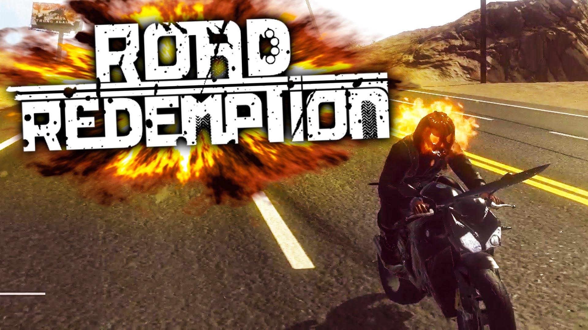 Road Redemption (Road Rash) Steam Sale - £10.49
