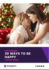 Free Ebook - '39 Ways to Be Happy'