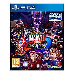 Marvel Vs Capcom Infinite (PS4) £15 Delivered @ Tesco (Amazon Matched)