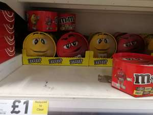 M&M's Tubs £1 @ Tesco instore