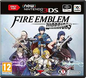 Fire Emblem Warriors - New 3ds/3dsxl/2ds £18.65 (Prime) / £20.64 (non Prime) at Amazon
