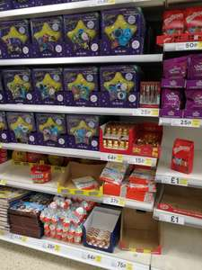 Loads more choc deals in this thread. Including 15p lindt bears at Tesco instore