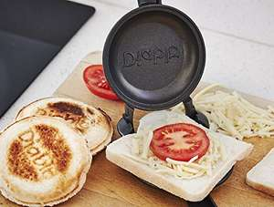 Diablo Toasted Snack Maker £10.50 (Prime) / £14.59 (non Prime) at Amazon