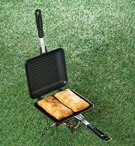 Sandwich Toaster Grill £11.99 at Amazon  sold by FISHTEC. - free delivery