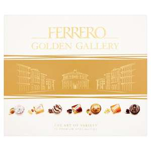 Ferrero Golden Gallery 42 - £2.50 @ Tesco Instore