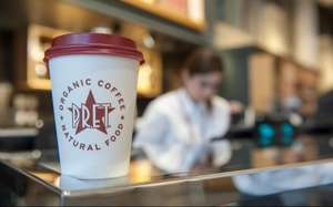 49p cups of coffee in Pret when you bring your own cup
