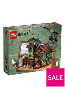 Lego Old Fishing Store 21310 £79.99 at Very for new customers, plus possible TCB