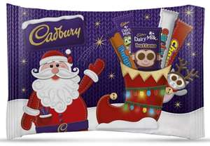 Cadbury mini selection box - reduced to clear - 25p @ Wilko in-store