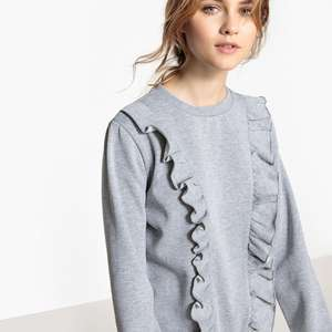 Edit 15/1 - Upto 60% Off Sale + Extra 20% Off w/code - Sweatshirt with Front Ruffles (was £25) now £8.00 C&C at La Redoute (links in post)