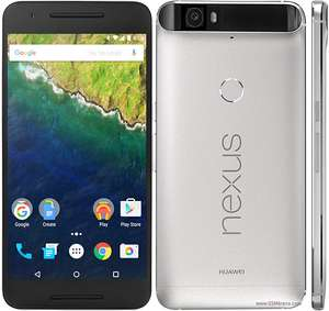 "Huawei Nexus 6P (Refurbished in ""A1 Pristine Condition"") in Silver or Gold - 32GB, 5.7"" QHD AMOLED Screen - £199.97 @ Laptops Direct"
