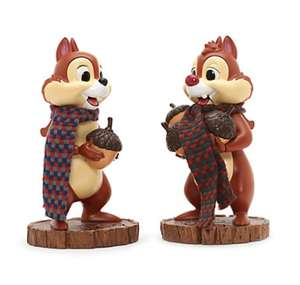 Chip 'n' Dale Nutcracker style figurines £12.90 / £16.85 delivered @ Disney store