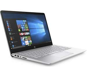 "HP Pavilion 14-bf153sa 14"" Laptop - Silver - £699 @ Currys"