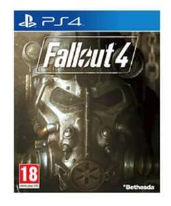 fallout 4 pre owned ps4 £4.99 @ Game