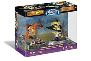 Skylanders Imaginators Adventure Pack - Crash and Neo Cortex at Amazon Global £23.99