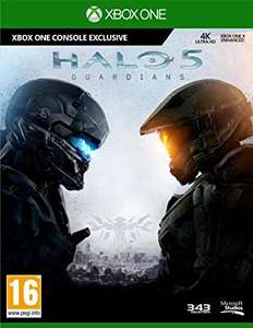 Halo 5: Guardians / Gears of war ultimate edition £6.99 each @ Grainger games