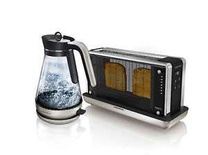 morphy Richards Redefine Glass Kettle and Toaster Set - £92.99 @ Morphy Richards eBay