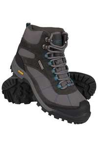 Mountain Warehouse flash sale incl 60% off Hurricane Womens IsoGrip Boots £39.99